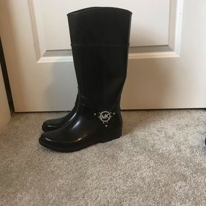 Michael Kors Tall rain boot